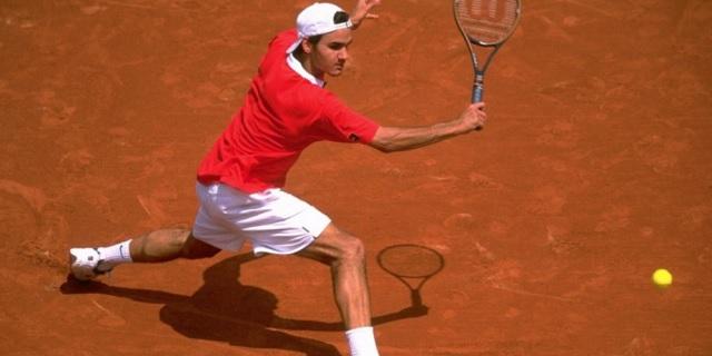golpe derecha tenis