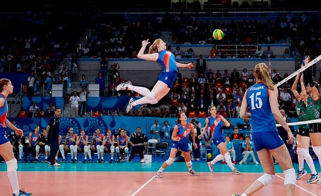 golpe volleyball