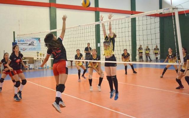 posicion opuesta voleibol