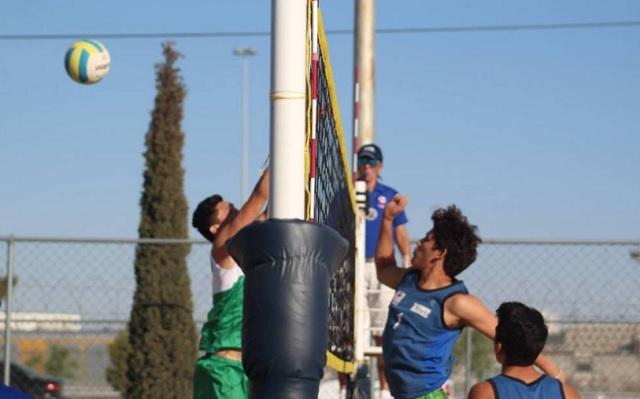 regulaciones voleibol