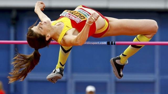 técnica salto altura